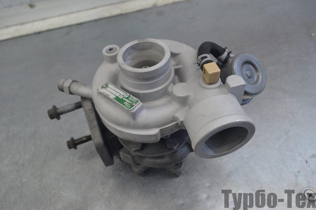 Volkswagen Transporter, фольц транспортер, ремонт турбины, 454002-0001