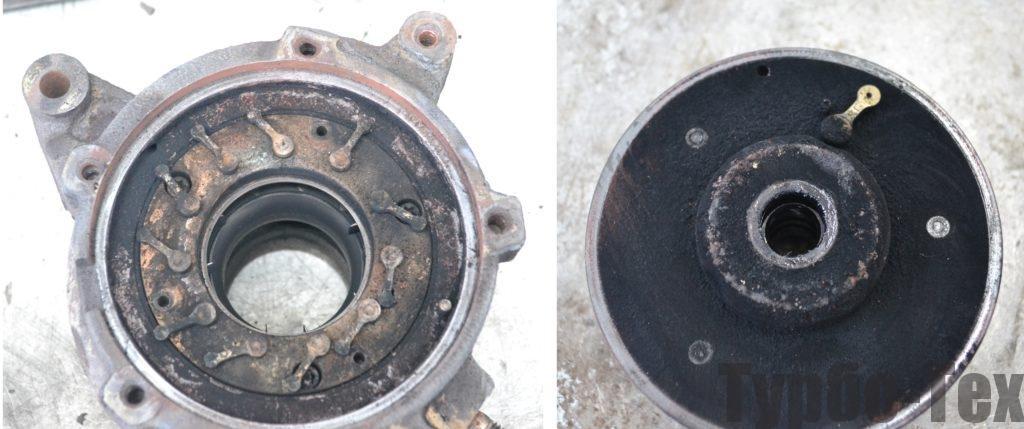 Ford Mondeo, Форд Мондео, ремонт турбины, 760774-0003