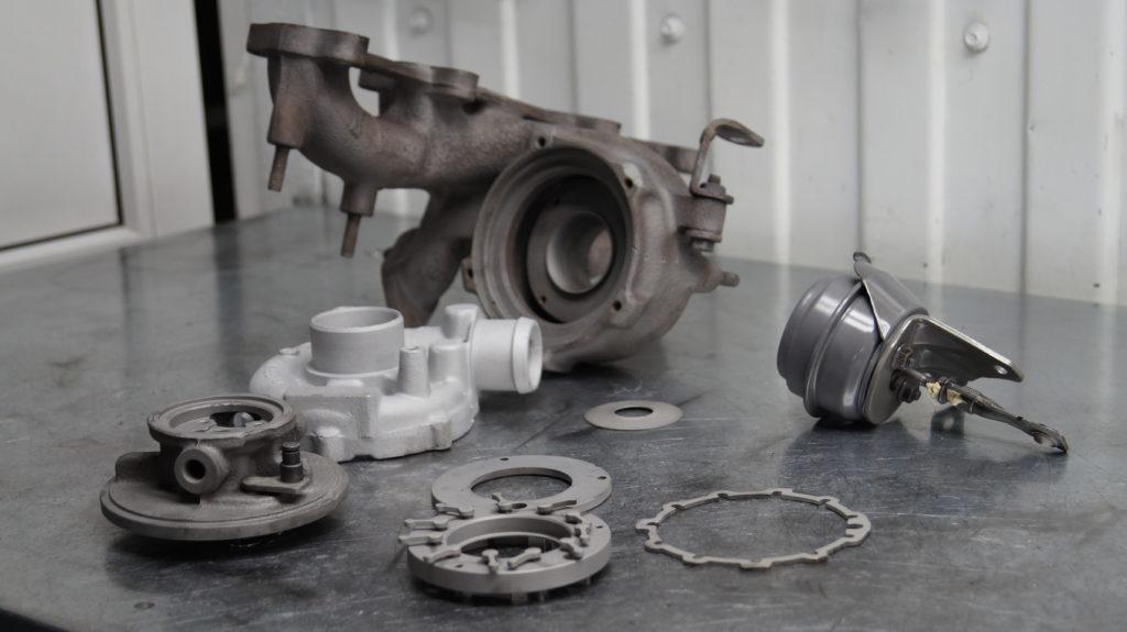 volkswagen bora, фольц бора, 713673-0002, ремонт турбины, ремонт турбокомпрессора, Воронеж