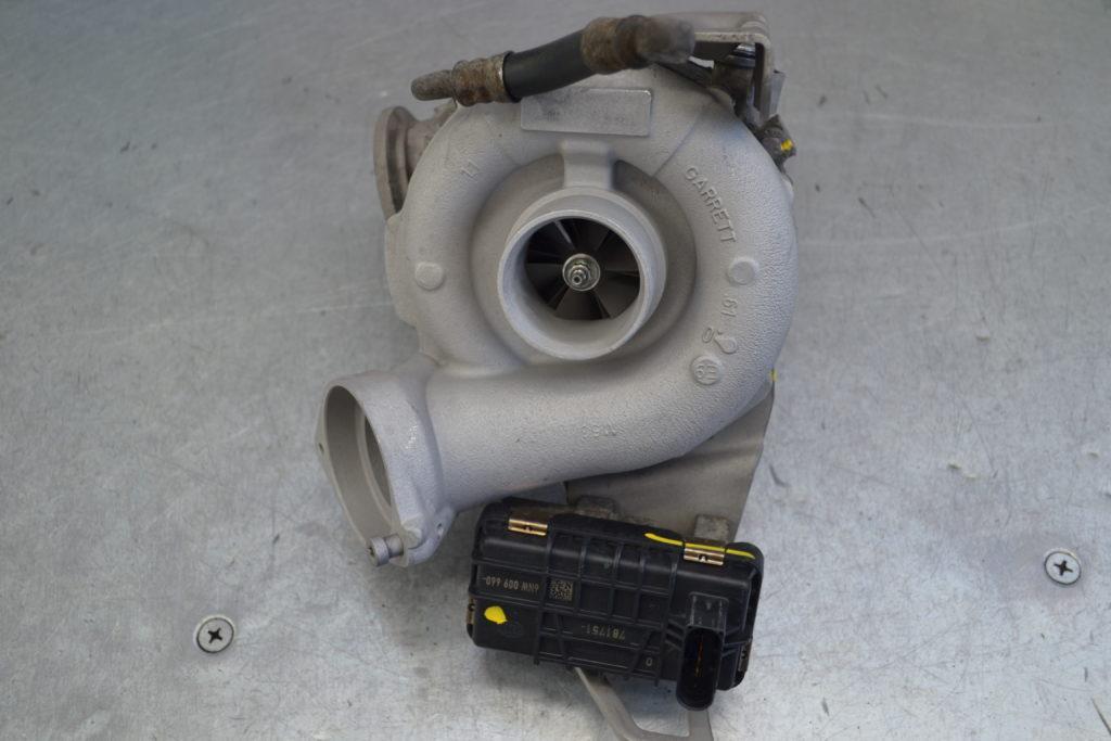 Ремонт турбины BMW X5