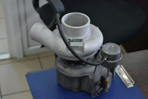 Ремонт турбины ПАЗ