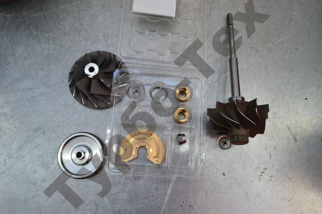Ремонт турбины Kia Sportage