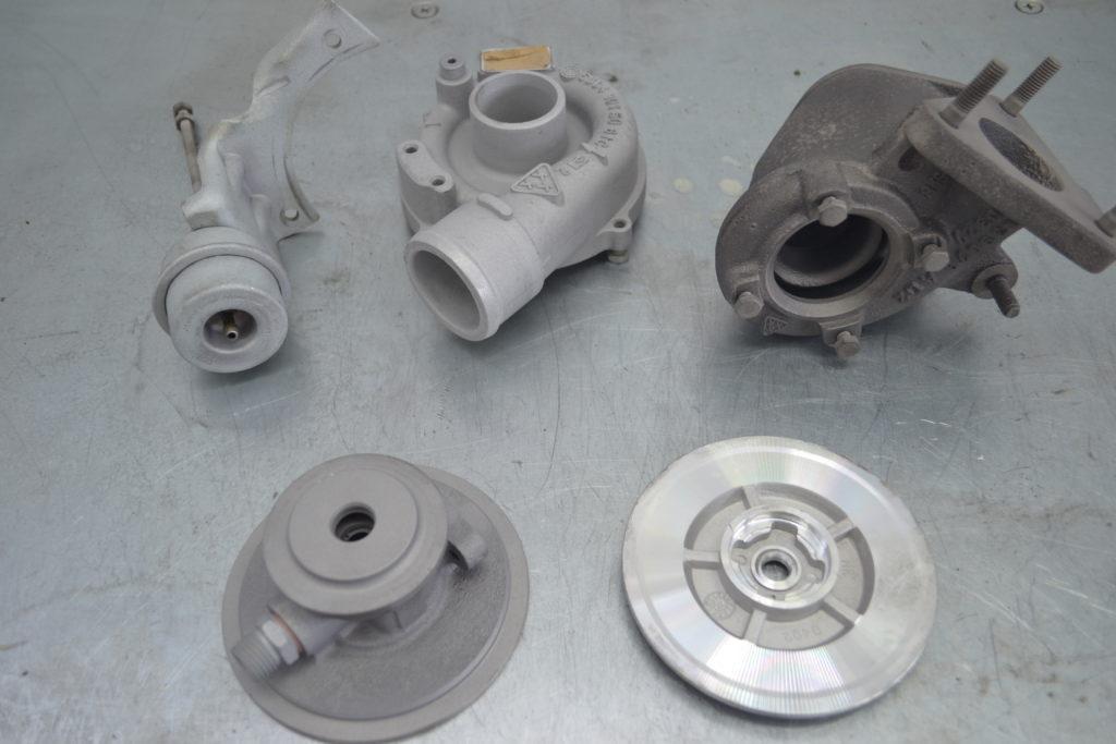 Mercedes Vito, мерседес, вито, ремон турбины, 5303-970-0020