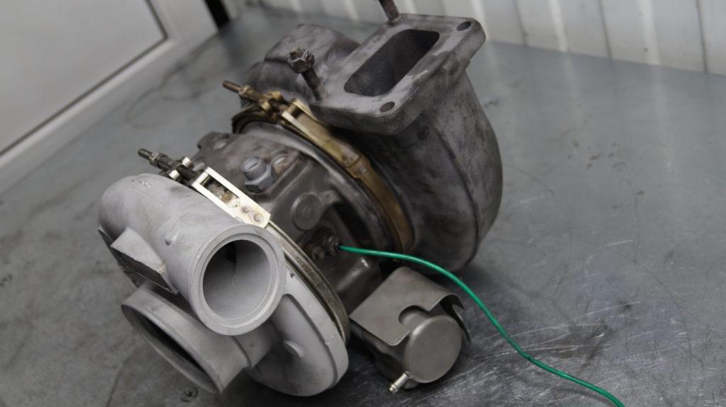 Iveco Cursor, ивеко курсор, 4046958, ремонт турбины, ремонт турбокомпрессора, Воронеж