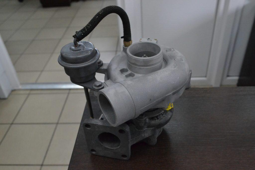Ремонт турбокомпрессора Fiat Ducato